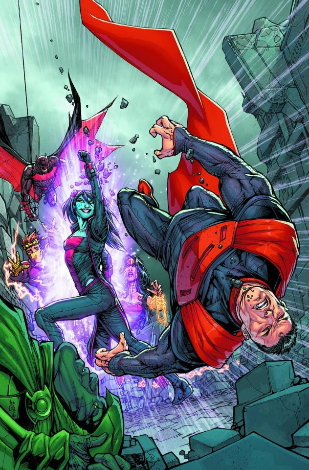 Justice League 3000 #2
