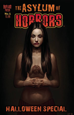 The Asylum of Horrors Halloween Special