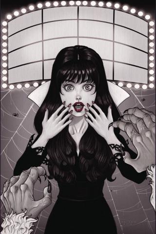 Vampirella #6 (Rare Zullo Virgin Cover)