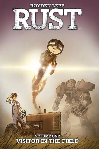 Rust Vol. 1