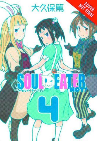 Soul Eater, Not! Vol. 4