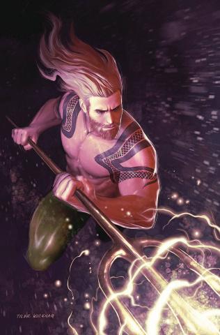 Aquaman #60 (Tyler Kirkham Cover)
