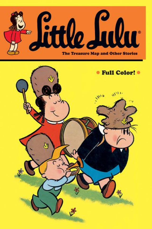 Little Lulu Vol. 27: The Treasure Map & Other Stories