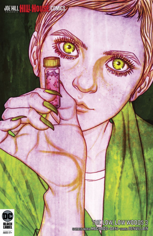 The Low, Low Woods #3 (Jenny Frison Cover)
