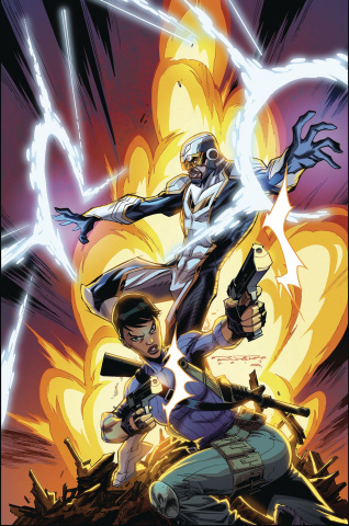 Catalyst Prime: Noble #4