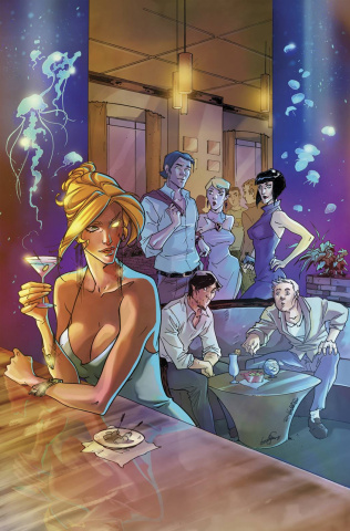 Grimm Fairy Tales: Robyn Hood #1 (Valentino Cover)