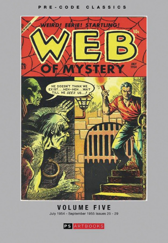 Web of Mystery Vol. 5