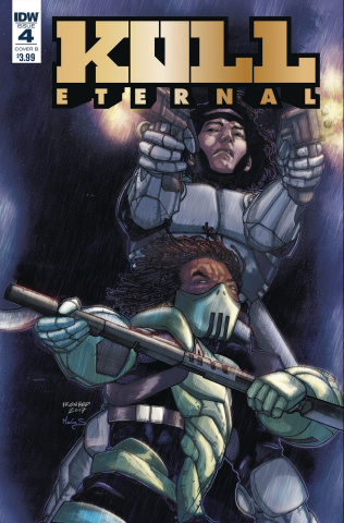 Kull: Eternal #4 (Sanchez Cover)