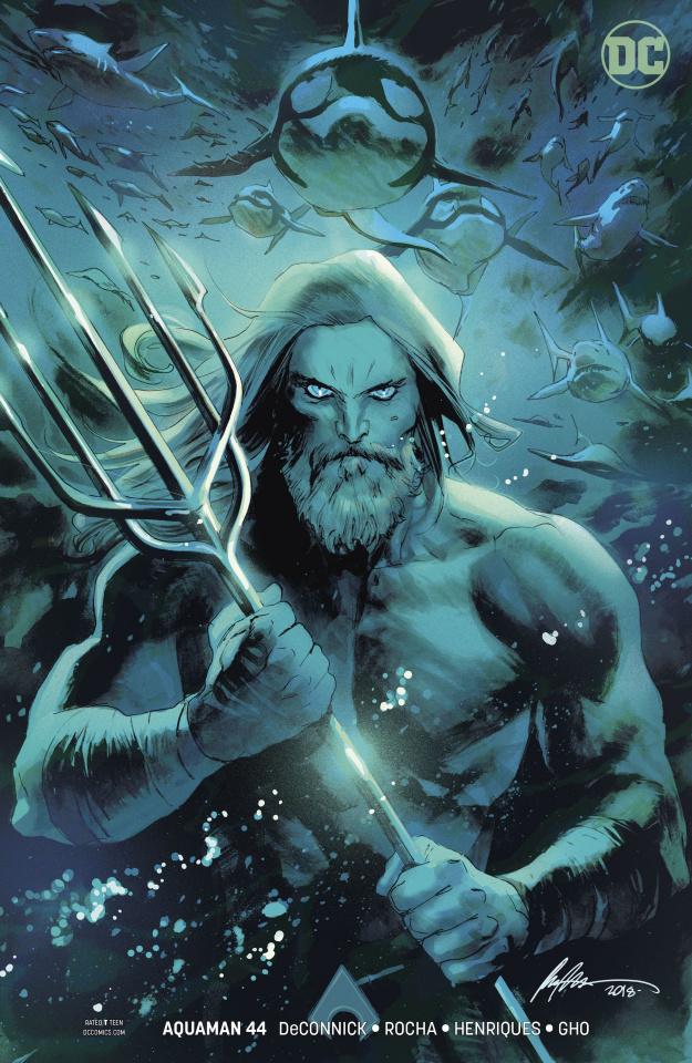 Aquaman #44 (Variant Cover)