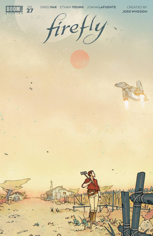 Firefly #27 (Bengal Cover)