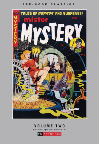Mister Mystery Vol. 2