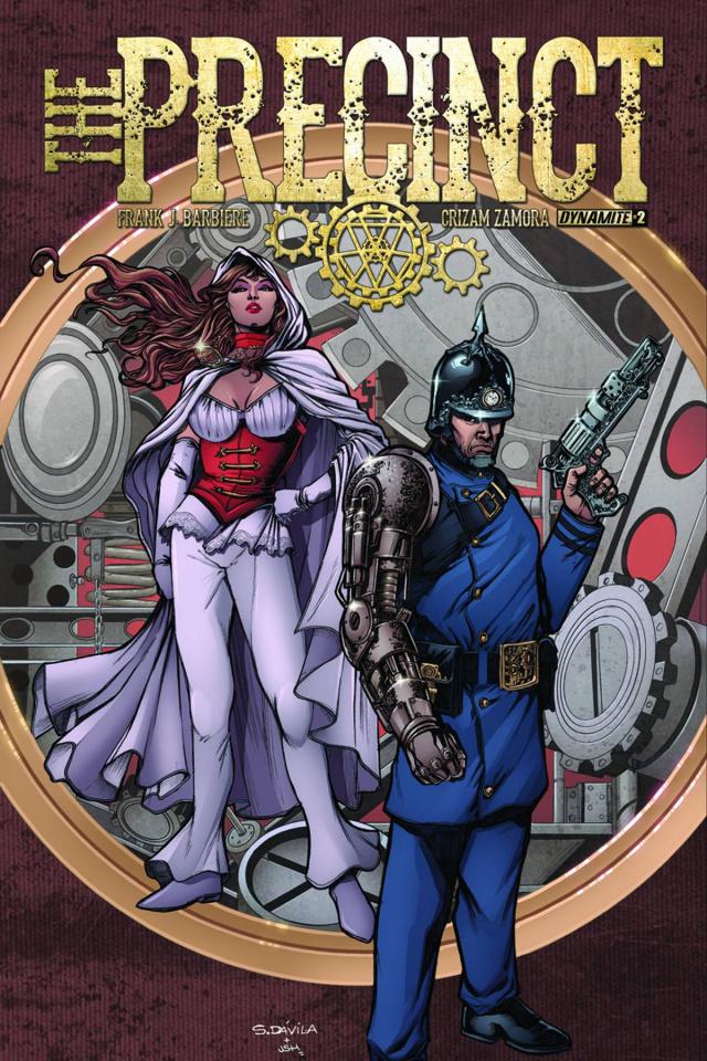The Precinct #2 (Davila Cover)