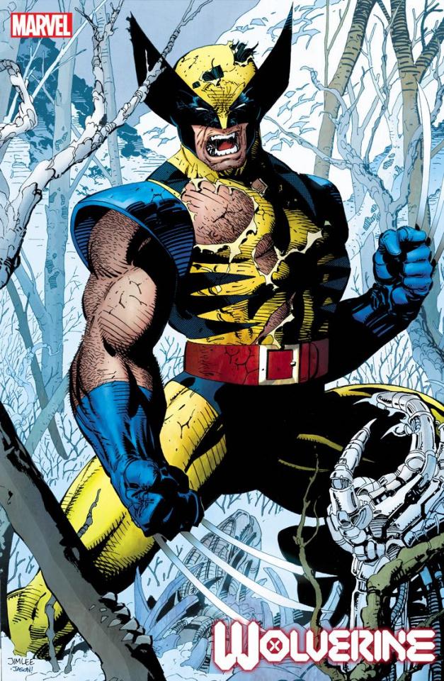 Wolverine #1 (Jim Lee Hidden Gem Cover)