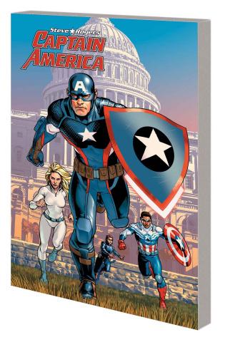 Captain America: Steve Rogers Vol. 1: Hail Hydra!