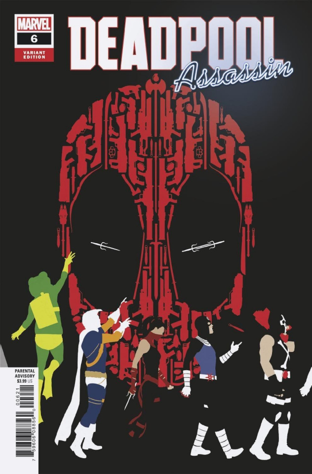 Deadpool: Assassin #6 (Christopher Cover)
