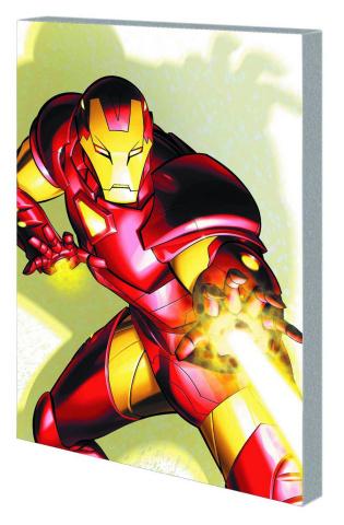 Marvel Universe's Iron Man Comic Reader #1