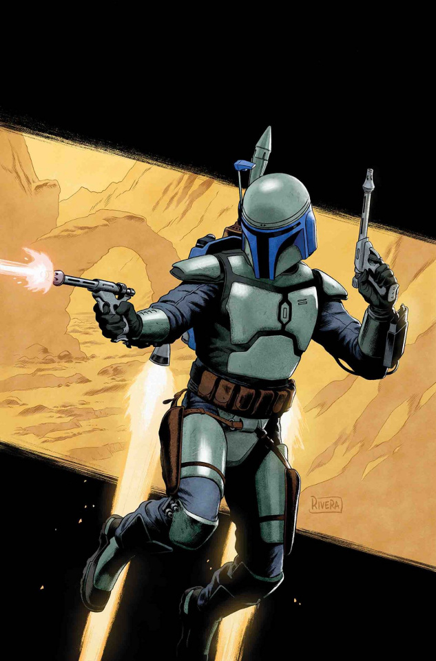 Star Wars: Age of Republic - Jango Fett #1
