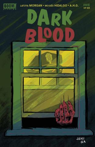 Dark Blood #5 (Ba Cover)