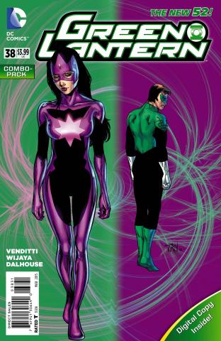 Green Lantern #38 (Combo Pack)