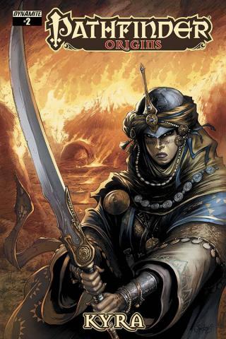 Pathfinder: Origins #2 (Stokes Cover)