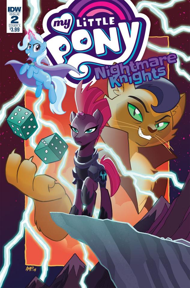 My Little Pony: Nightmare Knights #2 (Fleecs Cover)