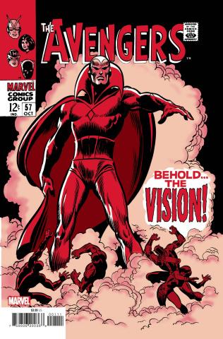 Avengers #57 (Facsimile Edition)