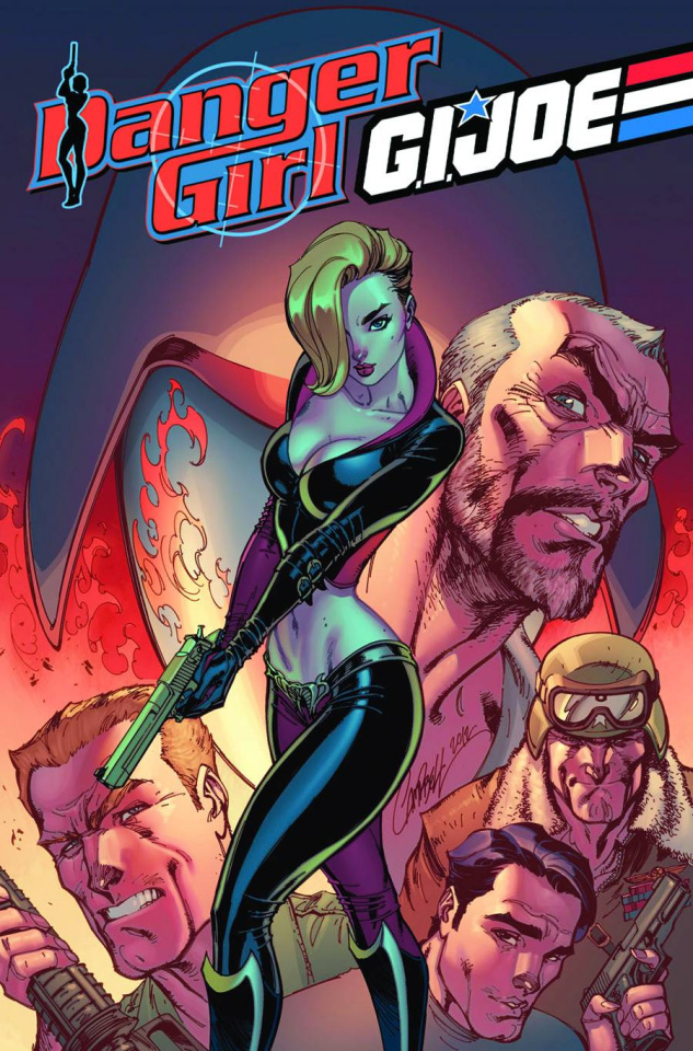 Danger Girl / G.I. Joe