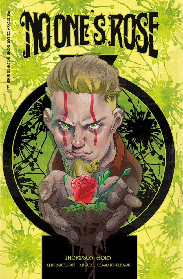 No One's Rose #1 (Gooden Daniel Cover)