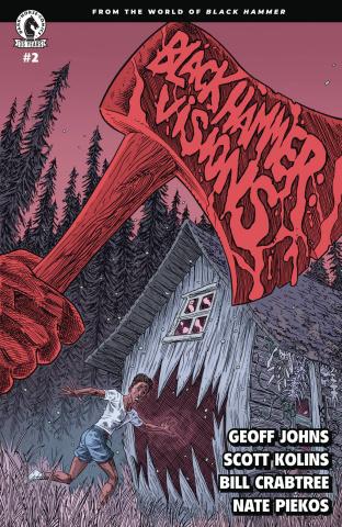 Black Hammer: Visions #2 (Kolins Cover)