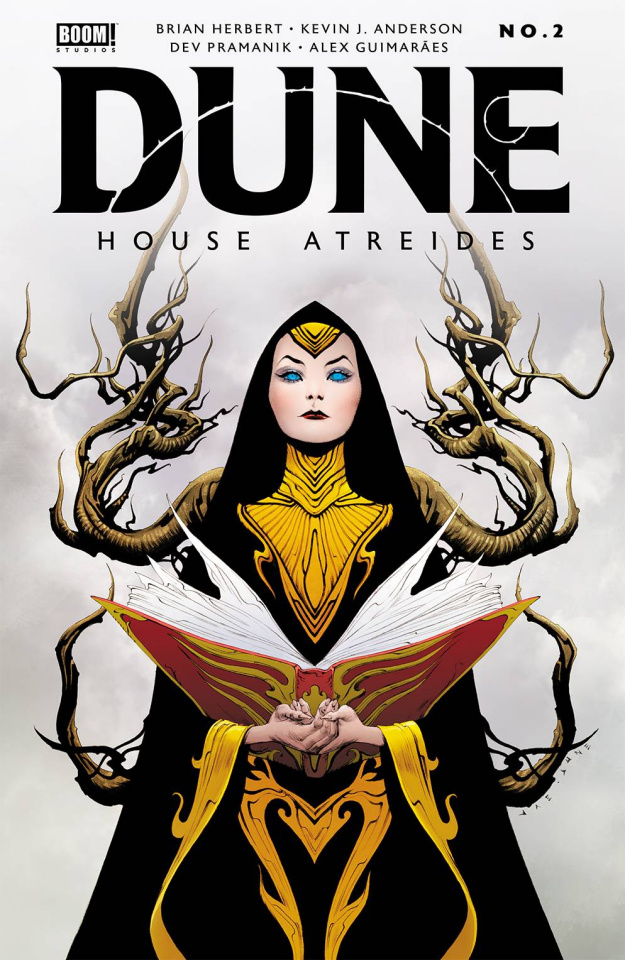 Dune: House Atreides #2 (Lee Cover)