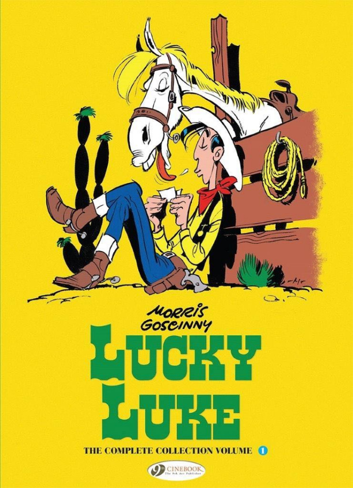 Lucky Luke Vol. 1 (The Complete Collection)