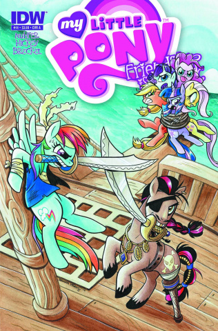 My Little Pony: Friendship Is Magic #14