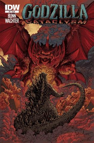 Godzilla: Cataclysm #5