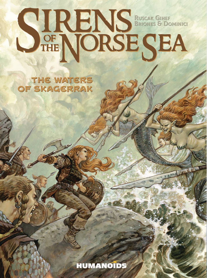 Sirens of the Norse Sea