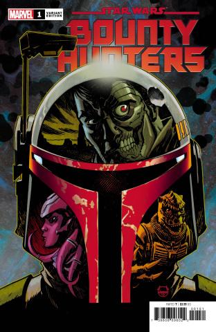 Star Wars: Bounty Hunters #1 (Johnson Cover)