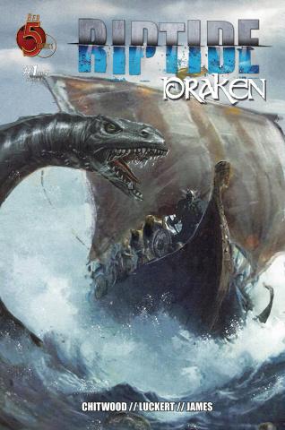 Riptide: Draken #1 (Free 10 Copy Ballard Cover)