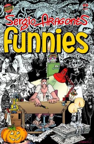 Sergio Aragones' Funnies #4