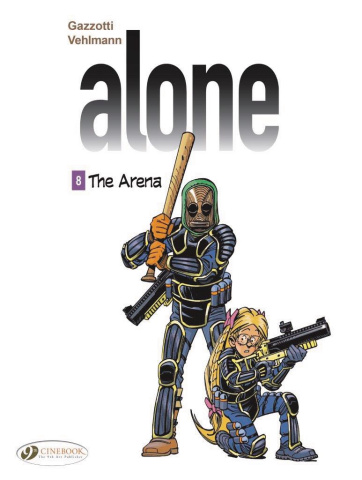 Alone Vol. 8: Arena