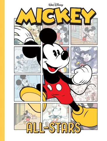 Mickey Mouse: All-Stars