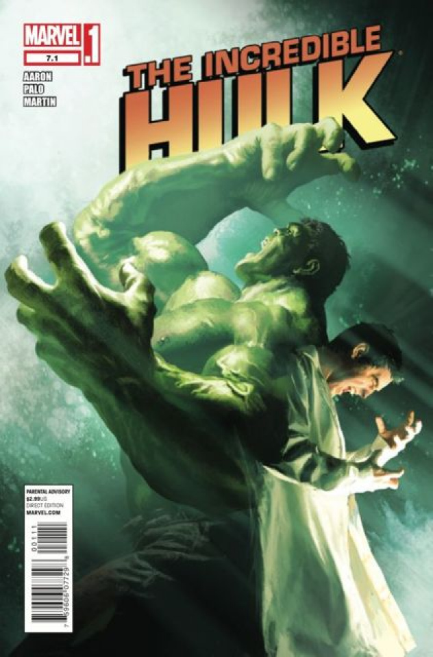 The Incredible Hulk #7.1