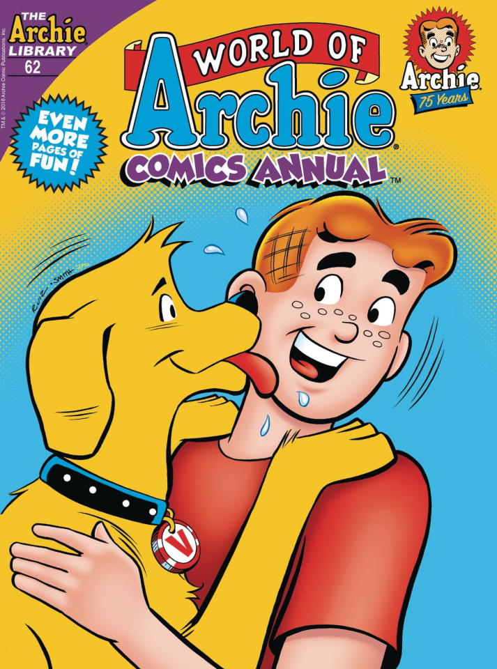 World of Archie Annual Digest #62