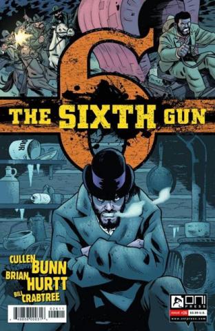 The Sixth Gun #26