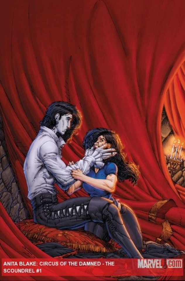 Anita Blake: Circus of the Damned - Scoundrel #1