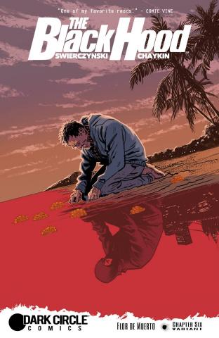 The Black Hood #6 (Smallwood Cover)