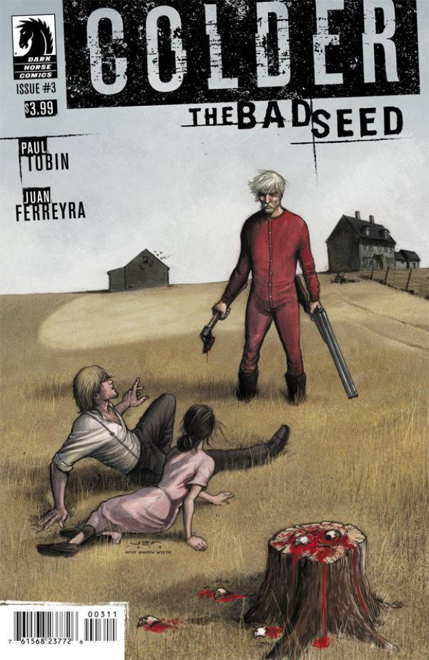Colder: Bad Seed #3