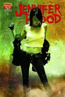 Jennifer Blood #14