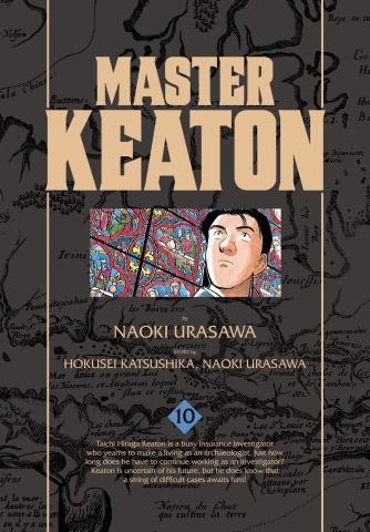 Master Keaton Vol. 10