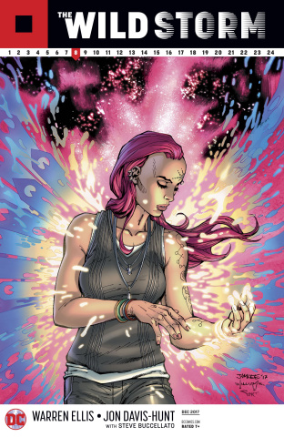 The Wild Storm #8 (Lee Cover)