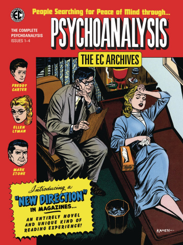 EC Archives: Psychoanalysis