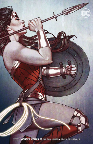 Wonder Woman #59 (Variant Cover)